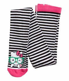 Sukkahousut, 7,95 €. Koko 110 cm. Myös muut Hello Kitty sukkahousut ja muutkin sukkikset.
