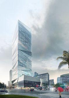 Wenzhou High-Rise By HENN Architects | Interior Design