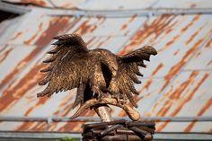 Carrera, Surselva, Graubünden, Schweiz Carrera, Lion Sculpture, Carving, Statue, Art, Landscape Pictures, Switzerland, Art Background, Wood Carvings
