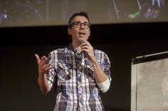 Elio Quiroga - Textos: Imágenes de la conferencia en el CCCB