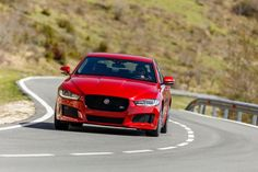 Jaguar XE is one of the hottest new cars for 2017.