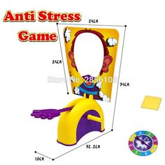 Shocker Family Fun Pie Cake to Face Gags Practical Joke toy Gadgets Parent Child Games Antistress Anti Stress Toys Kids Gift
