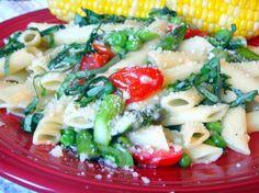Asparagus Penne Recipe - Italian.Food.com: Food.com