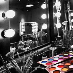 My Makeup room