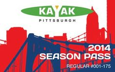 Image of Kayak Pittsburgh Season Pass