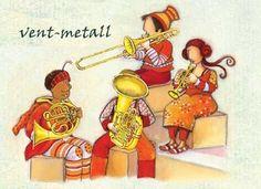 DIDACMUS: Il-lustracions i dibuixos sobre la classificació dels instruments