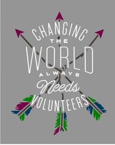 Discover and share Volunteer Quotes. Explore our collection of motivational and famous quotes by authors you know and love. We Are The World, Change The World, Volunteer Quotes, Volunteer Ideas, Volunteer Work, Volunteer Management, Volunteer Gifts, Volunteer Appreciation, Appreciation Quotes