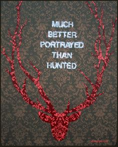Much better potrayed than hunted by Jonipunto
