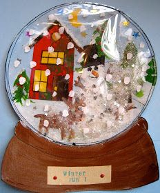 Pamela Holderman: snow globes anyone?