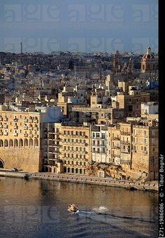 Malta, Gran Puerto, Senglea ,.