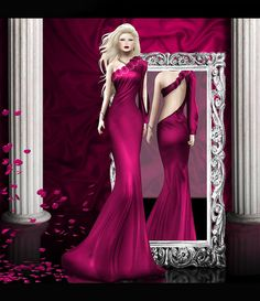 "K E L I N I . Exclusive Dress "" Valentina ""  for The With Love Fair 2015 by WeDo SL Events LM Coming Soon"