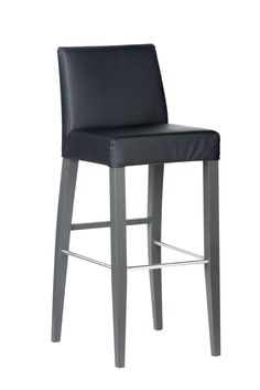 Simple, elegant barstool. #KloseFurniture #RestaurantFurniture #barstool
