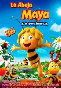 La abeja maya la pelicula / Alexs Stadermann, Glenn Fraser.