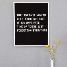 Moodboard: kies voor een originele quote op een retro manier met een letterbord - Roomed