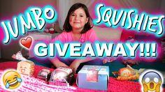 BIG Squishy Package Giveaway!!! Creamii Candy Squishies! | Sedona Fun Ki...