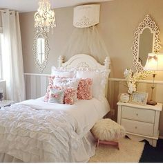Dazzling Bedroom For 8 Year Old Girl Is As Fun As It Is Daring | It Is, The  Ou0027jays And Big Kids