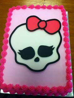 monster high cakes | monster-high-cake | Flickr - Photo Sharing!