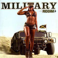 MILITARY RIDDIM - FULL PROMO - RAW & CLEAN - 45 SONGS - @DJSiiK  http://dakaration.blogspot.com/2014/11/military-riddim-full-promo-raw-clean-45.html