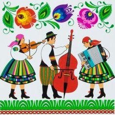 Folk Story.....Polish Folk Art.....<3