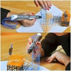 Bolígrafo 3D Pluma de impresión Estereoscópica http://www.aliexpresschollos.com/2015/02/boligrafo-3d-pluma-de-impresion-estereoscopica/