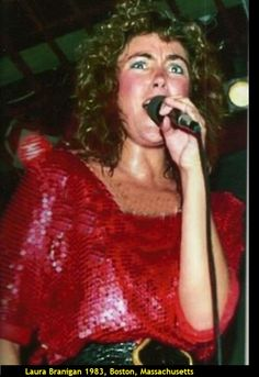 Laura 1983, Boston Massachusetts