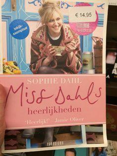Miss Dahl's heerlijkheden (kookboek van Sofie Dahl)