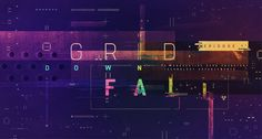 The Grid: Downfall TV Titles | HELLODAVE.CO