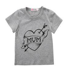 Love Mom Tee
