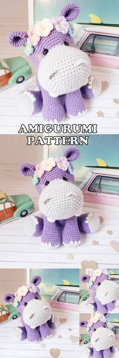 We continue our Amigurumi animal shares without slowing down. In this article I am going to share with you amigurumi crochet toy patterns. Crochet Patterns Amigurumi, Knit Crochet, Crochet Hats, Crocheted Toys, Diy Baby Gifts, Amigurumi Toys, Stuffed Toys Patterns, Free, Etsy Shop