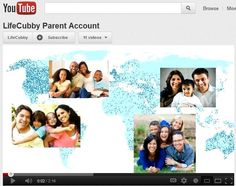 How to use a parent account on LifeCubby!