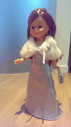 """Vestidos Para Nancy """"El Costurero De Chus"""": Vestido fiesta"""