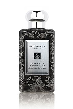 Jo Malone London | Dark Amber & Ginger Lily 100ml Cologne Intense #ScentedWedding
