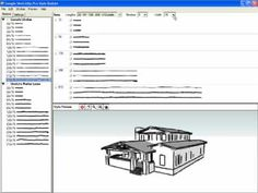 Google SketchUp Style Builder - Imitation of Sketches