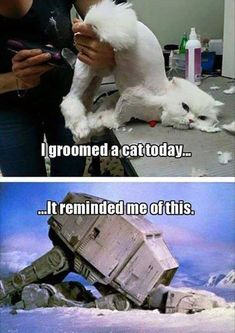 Now I know where George Lucas got his inspiration for #StarWars Most impressive www.superherostuf...