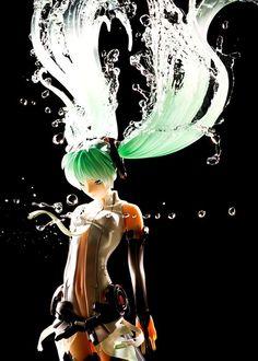 Hatsune Miku | Vocaloid #garagekit #figure