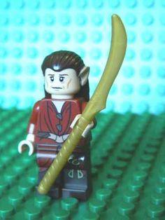 LEGO Hobbit.  Hey Kandice McClain Demi O'Bryan you need one of these.  :)