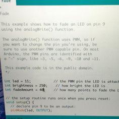 #arduino #LED  by apotak2