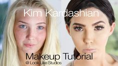 Kim Kardashian Tutorial – Makeup, Hair, Costume