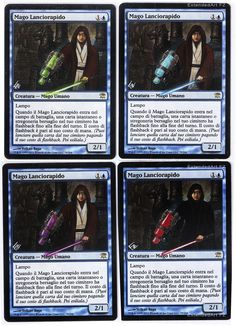 Snapcaster Mage, by FZ Magic: The Gathering cards, Artwork: Star Wars Jedi Altered Art Mtg Art, Star Wars Jedi, Magic The Gathering, Artwork, Sad, Creatures, Work Of Art