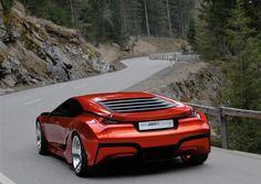 BMW i9 : une nouvelle supercar hybride rechargeable ?