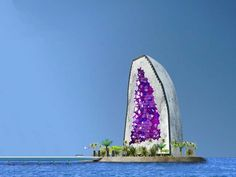 The Amethyst Hotel By NL Architects - #architecture