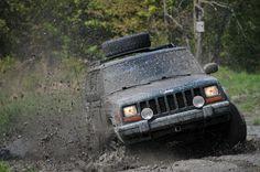 99 Jeep Cherokee XJ from Québec