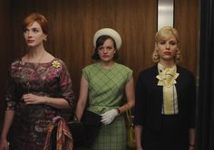 Mad Men, Style, and the Shattering of Cultural Illusions | Grainlines and Biases