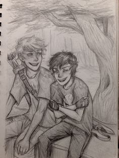 Some Solangelo because why not? Credit Abigail Conner