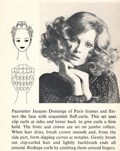Vintage hairstyle with roller setting pattern. Vintage hairstyle with roller setting pattern. Vintage Hairstyles Tutorial, 1940s Hairstyles, Curled Hairstyles, Updo Hairstyle, Hairstyle Ideas, Hair Ideas, Wedding Hairstyles, Pelo Vintage, Vintage Curls