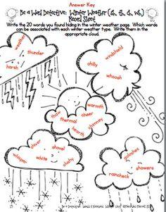 BE A DETECTIVE: WORDS & NUMBERS! WINTER UNITL - TeachersPayTeachers.com