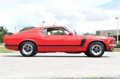 1970 FORD MUSTANG BOSS 302 FASTBACK - Barrett-Jackson Auction Company - World's Greatest Collector Car Auctions