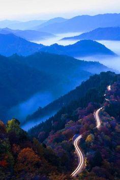 Beautiful Takashima, Japan