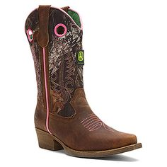 John Deere Mossy Oak® Camo Pull-On found at #OnlineShoes    LOVE!
