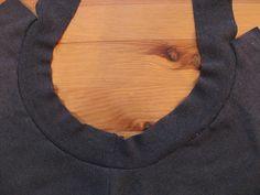 herzekleid: Ein (recyceltes) T-Shirt nähen